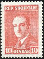 Albania 1925 President Ahmed Zogu d