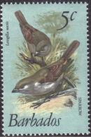 Barbados 1979 Birds c
