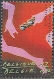 Belgium 2001 The 20th Century III - Science and Technology g