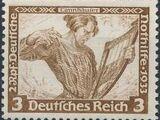 Germany-Third Reich 1933 German Emergency Relief