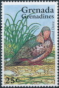 Grenada Grenadines 1995 Doves a