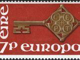 Ireland 1968 Europa