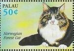 Palau 2002 Cats and Dogs b