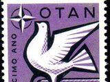 Portugal 1960 10th Anniversary of NATO