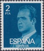 Spain 1976 King Juan Carlos I - 1st Group b