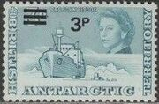 British Antarctic Territory 1971 Definitives Decimal Currency f