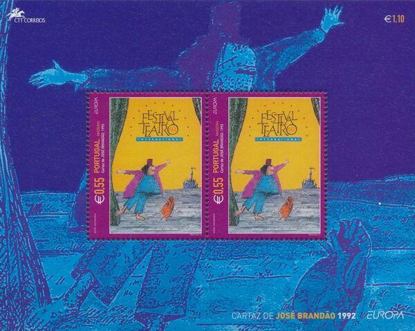 Madeira 2003 Europa - Poster Art d