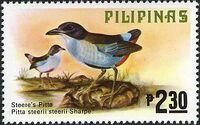 Philippines 1979 Birds d