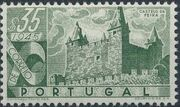 Portugal 1946 Portuguese Castles c