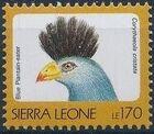 Sierra Leone 1992 Birds m
