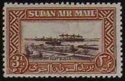 Sudan 1950 Landscapes d