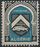 Algeria 1947 Coat of Arms (1st Group) b