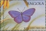 Angola 1998 Butterflies (3rd Group) f
