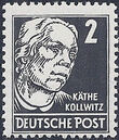 Germany DDR 1952 Famous People a