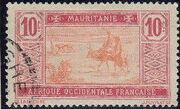 Mauritania 1913 Pictorials e