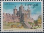 Portugal 1986 Castles and Arms (1st Group) a