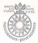 Portugal 1993 Portuguese navigators (4th Issue) PMf