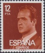 Spain 1976 King Juan Carlos I - 1st Group f
