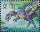 United States of America 1997 The World of Dinosaurs g