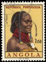 Angola 1961 Native Women from Angola l