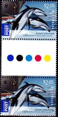 Australia 2009 WWF - Dolphins of the Australian Coastline GPd