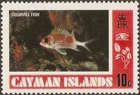 Cayman Islands 1978 Fishes (1st Issue) c