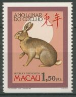 Macao 1987 Year of the Rabbit b