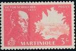 Martinique 1945 Victor Schoelcher m