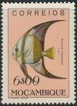 Mozambique 1951 Fishes q