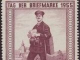 Saar 1955 Stamp Day