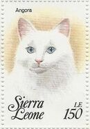 Sierra Leone 1993 Cats of the World z