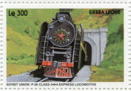 Sierra Leone 1995 Railways of the World 4k
