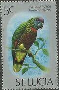 St Lucia 1976 Birds d