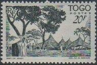 Togo 1947 Native Scenes q