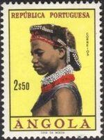 Angola 1961 Native Women from Angola h