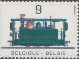 Belgium 1985 Public Transportation Year