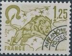 France 1978 Signs of the Zodiac - Precanceled (3th Issue) c