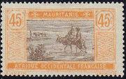 Mauritania 1913 Pictorials l