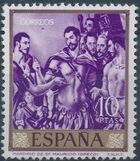 Spain 1961 Painters - El Greco j