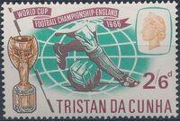 Tristan da Cunha 1966 World Cup Soccer b