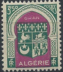 Algeria 1947 Coat of Arms (1st Group) l