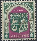 Algeria 1947 Coat of Arms (1st Group) l