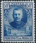 Monaco 1923 Prince Louis II c