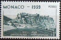 Monaco 1939 8th International University Games a