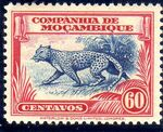 Mozambique company 1937 Assorted designs j