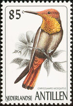 Netherlands Antilles 1997 Birds e