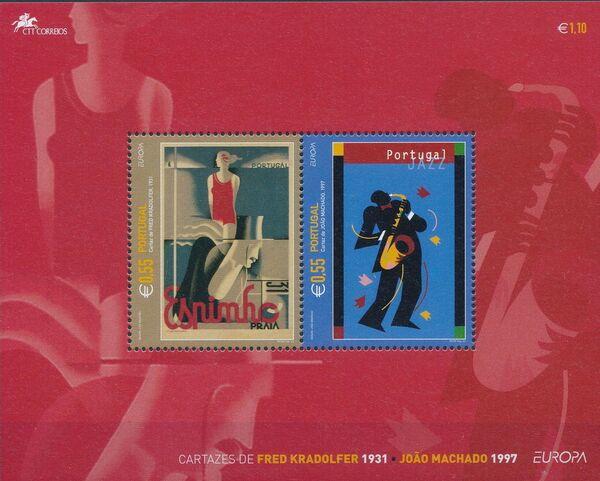 Portugal 2003 EUROPA - Poster Art d