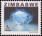 Zimbabwe 1980 Definitives e