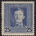 Austria 1917-1918 Emperor Karl I (Military Stamps) j.jpg