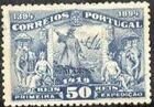 Azores 1894 500th Anniversary of Prince Henry f